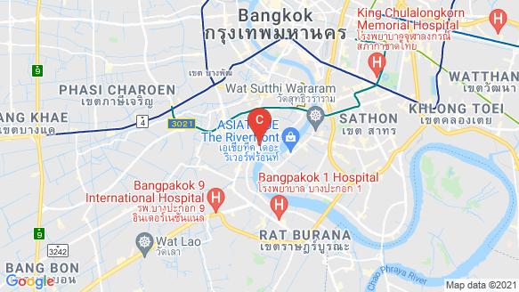 Na Reva Charoennakhon location map