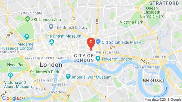 แผนที่สถานที่ Elizabeth Tower at Crown Street