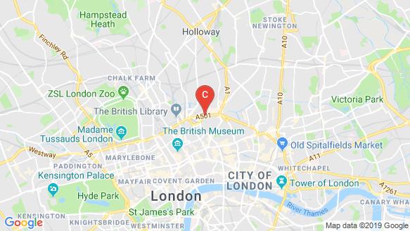 King's Cross Quarter location map